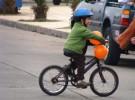 Aprender a montar en bicicleta (II)