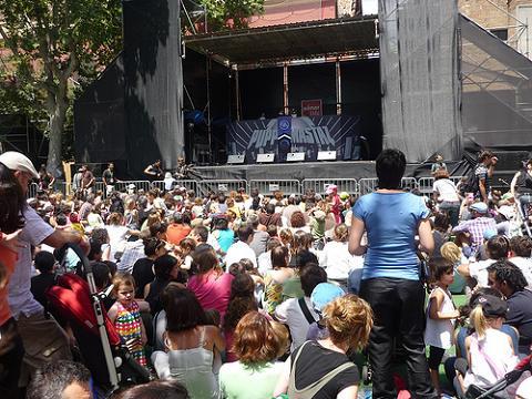 Cita musical para los niños: Comienza Sónar Kids
