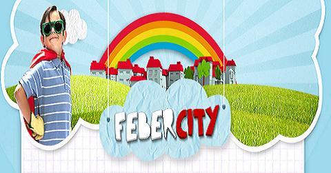 Febercity, una ciudad para jugar donde está prohibido no tocar