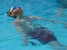Enfermedades infantiles: Otitis externa o de nadador