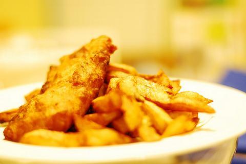 Receta para niños: Fish and Chips al horno