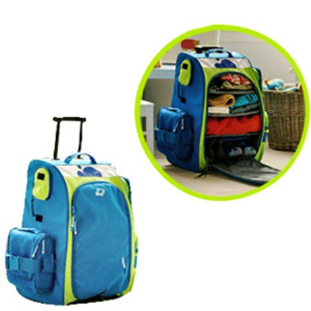 maleta infantil y ecologica de imaginarium
