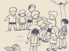 Juegos de siempre para jugar en la calle: Pase misí
