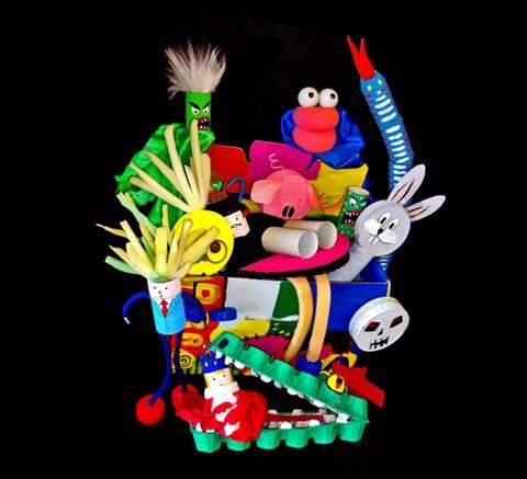 taller de titeres reciclados en madrid