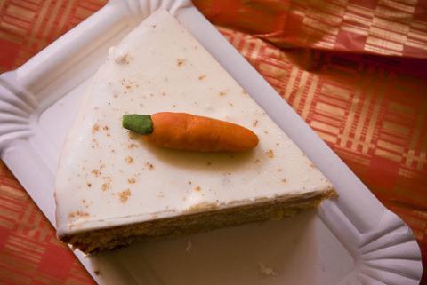 Receta para niños: Tarta de zanahoria y nueces