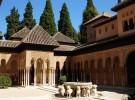 La Alhambra de Granada para niños