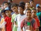La Ciudad de los Niños de Córdoba dio la bienvenida a los niños saharauis