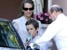 El hijo de la Infanta Elena, Froilán, irá a un internado inglés