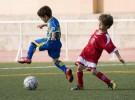 Los beneficios que aporta el fútbol a los niños