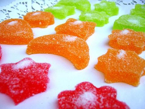 recetas para niños: gominolas caseras