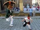 Los niños los protagonistas hoy en los Sanfermines