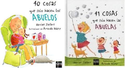 libros infantiles que hablan de los abuelos I