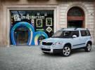 Sköda e Imaginarium equipan un coche pensado para niños