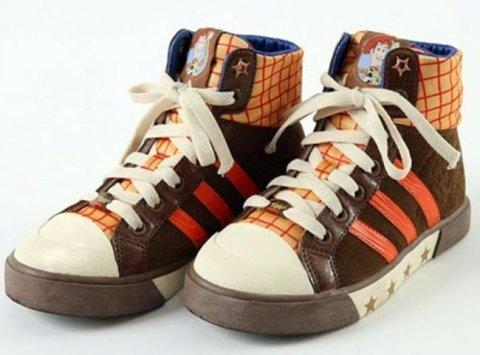 zapatillas infantiles de toy story