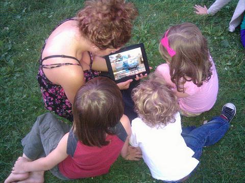 El iPad puede ayudar a los niños con autismo