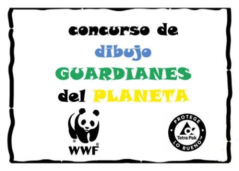 concurso de dibujo infantil para cuidar el planeta