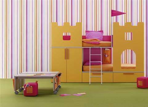 Cómo decorar la habitación infantil