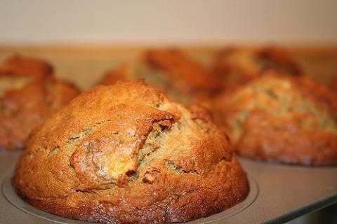 Receta para niños: Muffins de calabacín