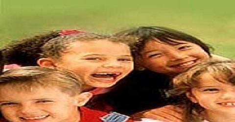 Los niños ríen más veces al día que los adultos