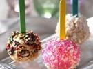 Receta para niños: Chupa chups de cereales