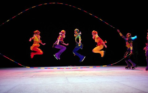 el circo sobre hielo de moscu ya esta en madrid
