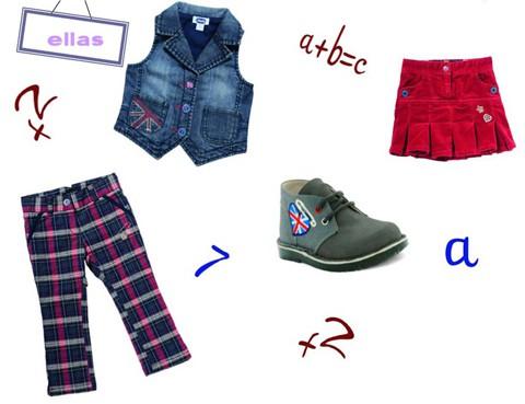 Nueva línea de moda infantil de Chicco para la vuelta al cole