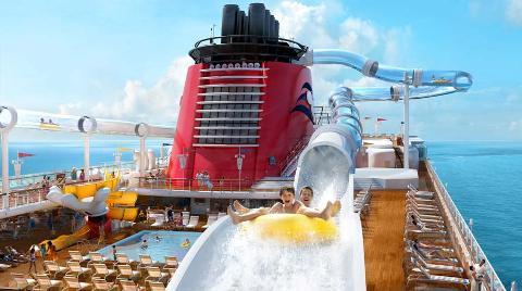 un crucero lleno de diversion: el disney dream