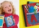 Manualidades con niños: Cuaderno con bolsillo