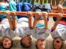 Juegos y talleres en Madrid para prevenir los riesgos en la infancia
