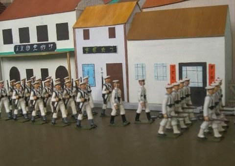 los soldaditos de plomo y el museo l'iber de valencia