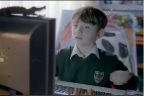 Publicidad para niños: internet para cambiar las apariencias