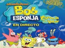 El musical de Bob Esponja llega a España en Navidad