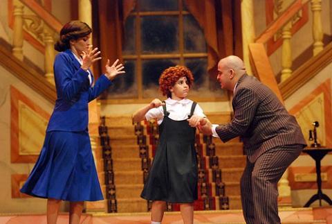 Annie, el Musical: un espectáculo para toda la familia