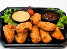 Recetas para niños: Brocheta de pollo con patatas