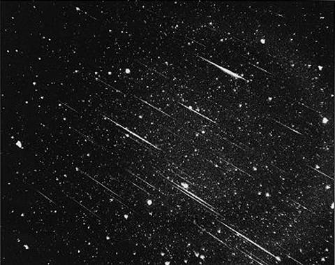 Esta noche, la mejor lluvia de estrellas de las Leónidas