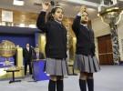 Los niños de San Ildefonso cantarán desde el Palacio de Congresos
