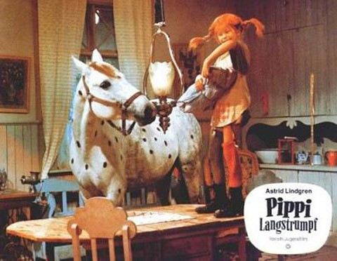 Hoy Pipi Calzaslargas cumple 65 años