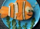 Recetas para niños: Sandwiches de sus personajes favoritos