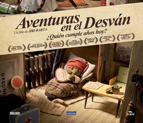 Esta semana en cartelera: Aventuras en el Desván