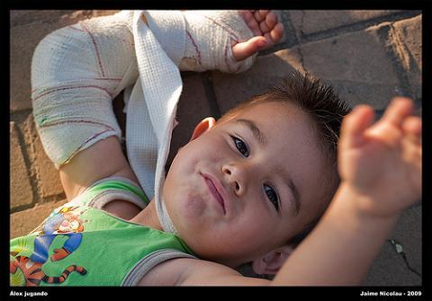 Los fisioterapeutas madrileños enseñan a prevenir lesiones a los peques