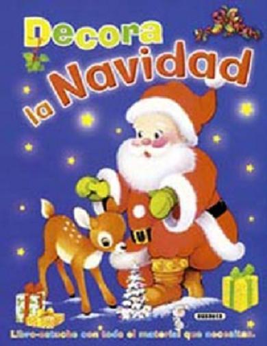 Decora la Navidad, otro libro de manualidades para peques