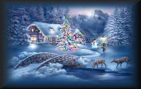 Las vacaciones de Navidad son especiales para los niños
