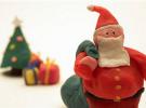 Manualidad de Navidad: Figuritas de plastilina comestible