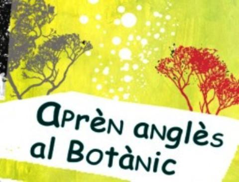 Aprender inglés en el Botánico de Valencia