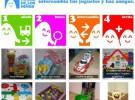 Cambiar de juguetes en Internet