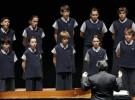 Los Chicos del Coro cantan en Madrid por Haití