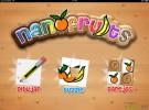 Nanofruits, una interesante aplicación infantil para iPad