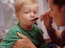 La alimentación del niño enfermo