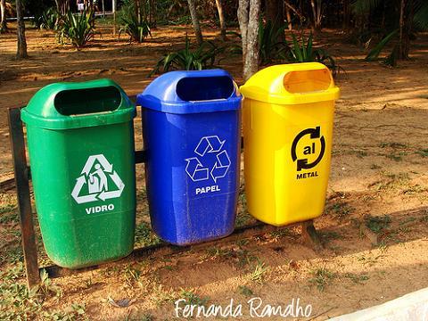 El día perfecto para reciclar con los niños
