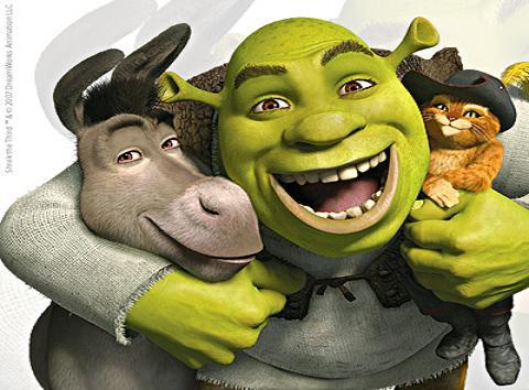 Shrek Tercero llega esta noche